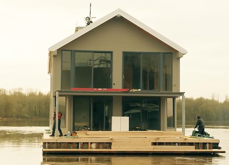 Zillow Floating Home