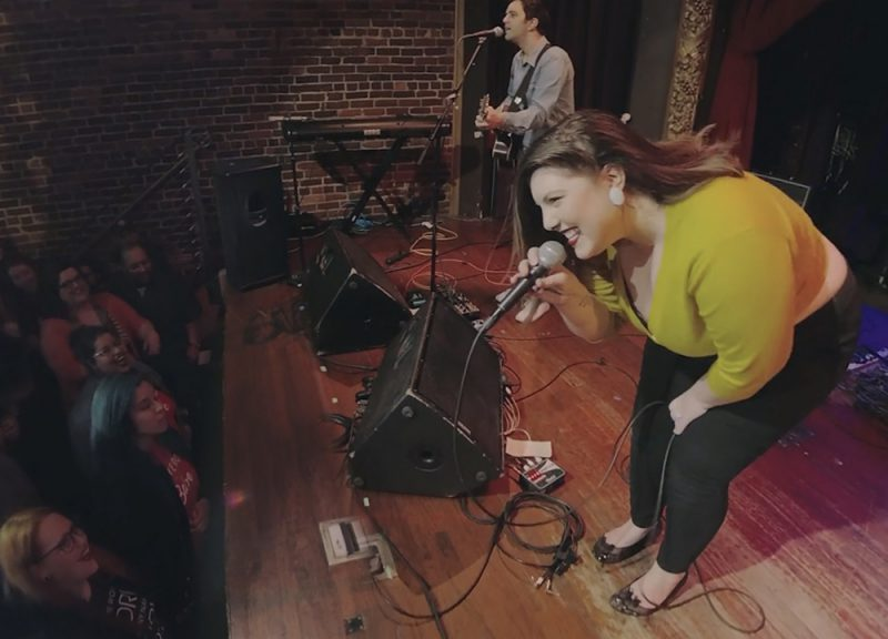 Mary Lambert 360 Music Video