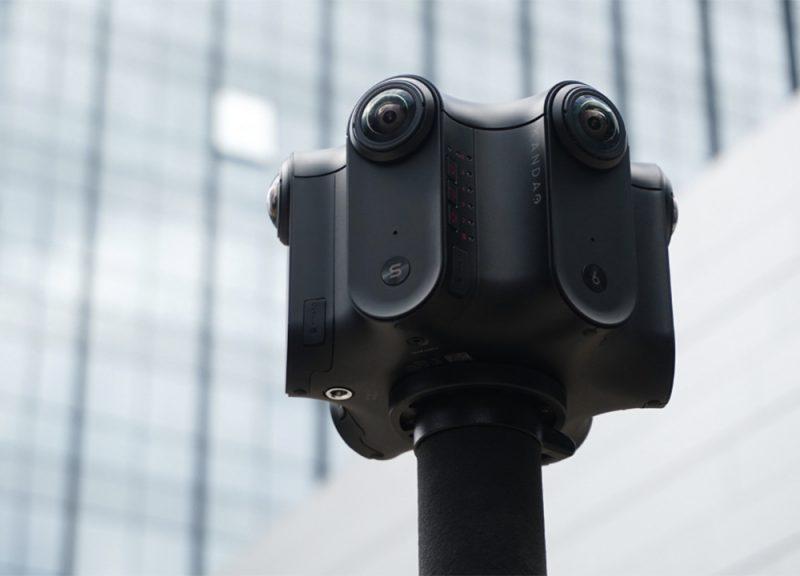 Popup 360 Camera